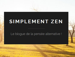 Détails : Simplement Zen - La pensée alternative
